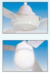 Oasis 3KR 140cm Blades - Reversible Ceiling Fan - Light Option