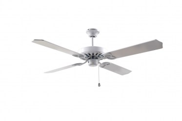 Reversible Ceiling Fan - White