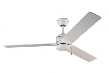 Sylaska 1.27m Blades - Reversible Ceiling Fan - White
